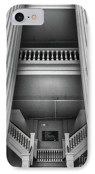 Holmes-hunter Building IPhone Case by Tom Gari Gallery-Three-Photography