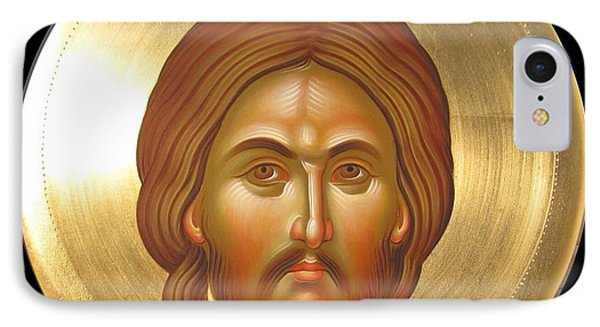 Holy Face Mandilion Phone Case by Daniel Neculae