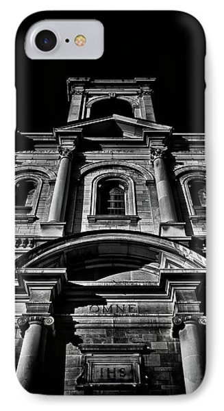 IPhone Case featuring the photograph Holy Name Parish No 71 Gough Ave Toronto Canada by Brian Carson