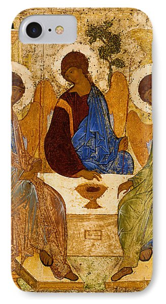 Holy Trinity Andrei Rublev IPhone Case