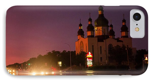 Holy Trinity Church Phone Case by Bryan Scott