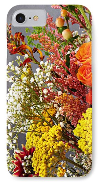 Holy Week Flowers 2017 2 IPhone Case