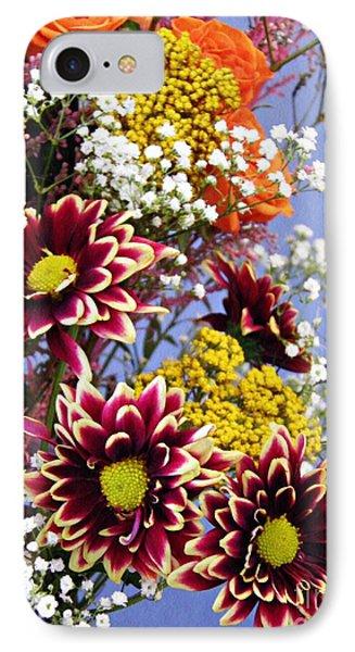 Holy Week Flowers 2017 4 IPhone Case