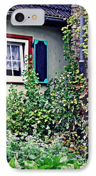 Home And Garden Schierstein 8   IPhone Case by Sarah Loft
