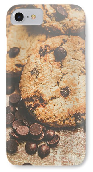 Home Made Biscuit Batch IPhone Case