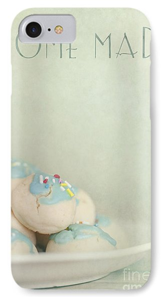 Home Made Cookies IPhone Case by Priska Wettstein
