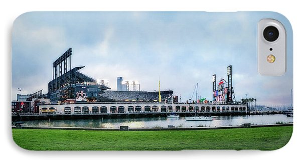 Home Of The Giants IPhone Case by Terry Davis