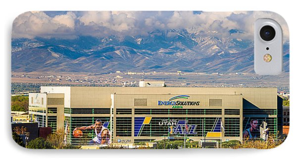 Home Of The Utah Jazz IPhone Case