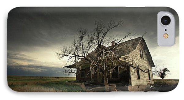 Home On The Range IPhone Case by Brian Gustafson