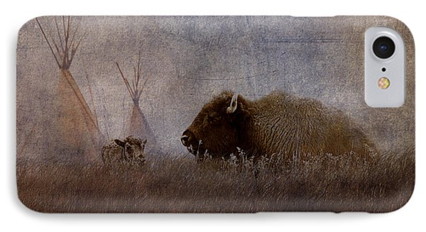Home On The Range Phone Case by Ron Jones