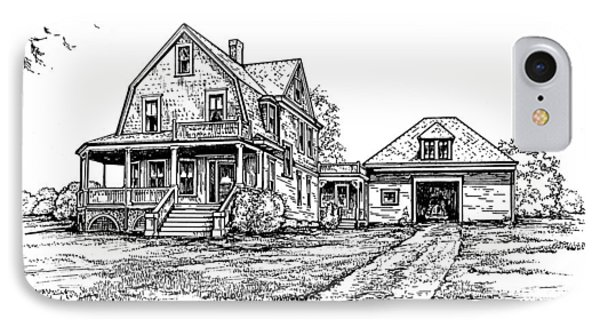 Home Place IPhone Case by Greg Joens