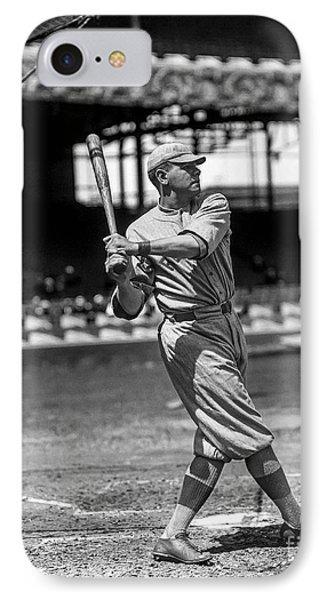 Home Run Babe Ruth IPhone 7 Case