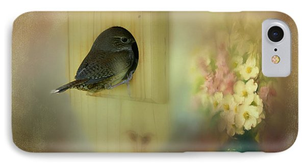 IPhone Case featuring the photograph Home Sweet Home by Brenda Bostic