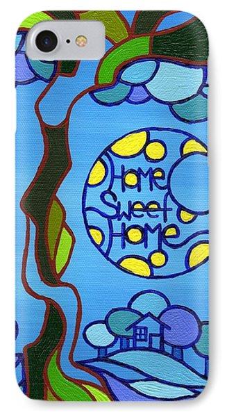 Home Sweet Home Phone Case by Dan Keough