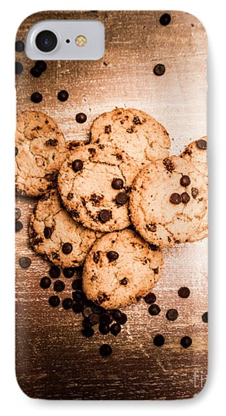 Homemade Biscuits IPhone Case by Jorgo Photography - Wall Art Gallery