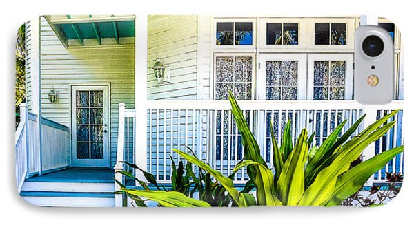 IPhone Case featuring the photograph Homes Of Key West 6 by Julie Palencia
