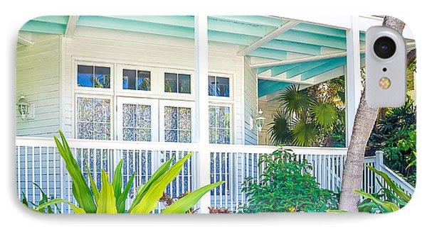 IPhone Case featuring the photograph Homes Of Key West 7 by Julie Palencia
