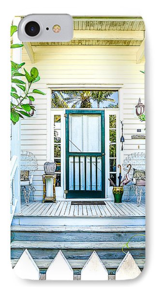 IPhone Case featuring the photograph Homes Of Key West 9 by Julie Palencia