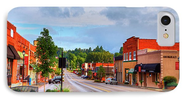 Hometown America IPhone Case by Dale R Carlson