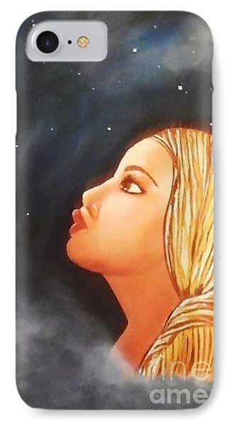 IPhone Case featuring the painting Homeward Bound by Lori Jacobus-Crawford