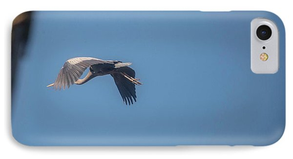 IPhone Case featuring the photograph Homing Home by David Bearden