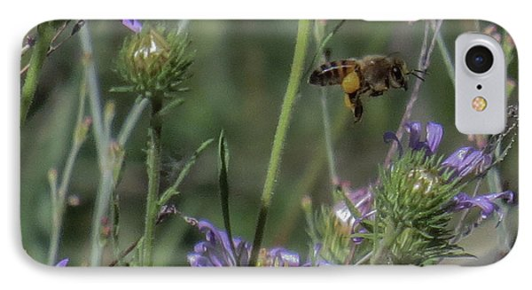 Honeybee 2 IPhone Case