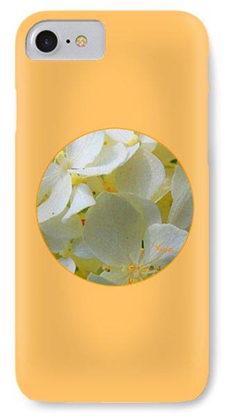 Honeysuckle Blossoms IPhone Case