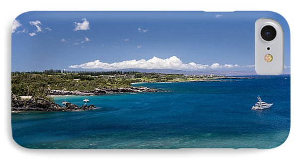 Honolua Bay IPhone Case by Jim Thompson