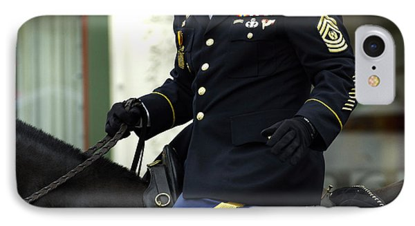 Honor Guard IPhone Case