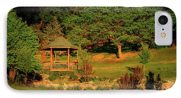 Honor Heights Gazebo IPhone Case by Tamyra Ayles