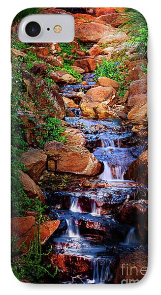 Honor Heights Park Hidden Stream IPhone Case by Tamyra Ayles