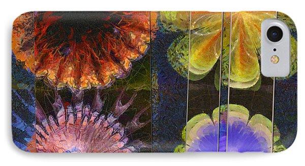 Honoraria Rhythm Flowers  Id 16165-223638-21001 IPhone Case