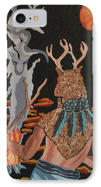 Honoring IPhone Case by Carolyn Cable