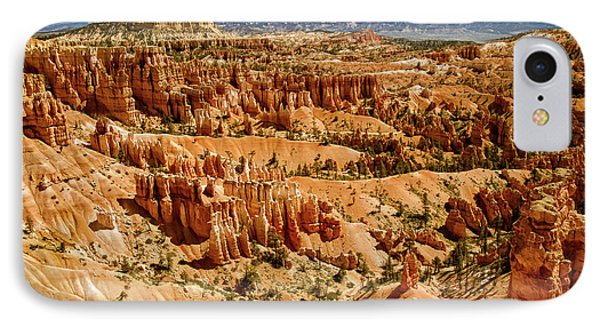 Hoodoos At Sunset Point IPhone Case by Robert Bales