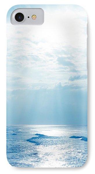 Hookipa Beach Blue Sensation IPhone Case by Sharon Mau