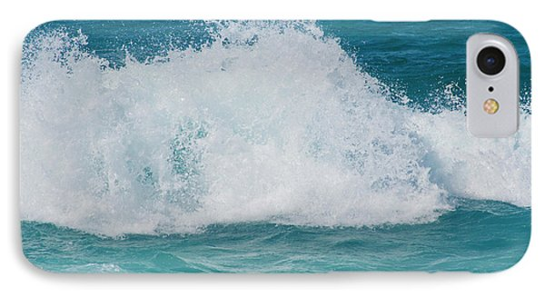 IPhone Case featuring the photograph Hookipa Splash Waves Beach Break Shore Break Pacific Ocean Maui  by Sharon Mau