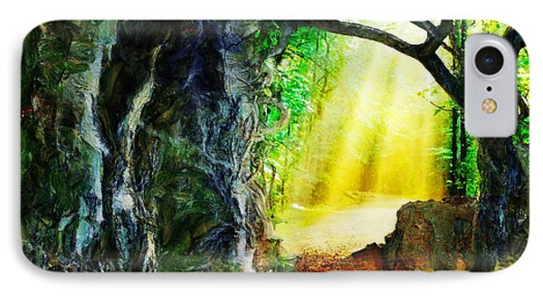 IPhone Case featuring the digital art Hope by Francesa Miller