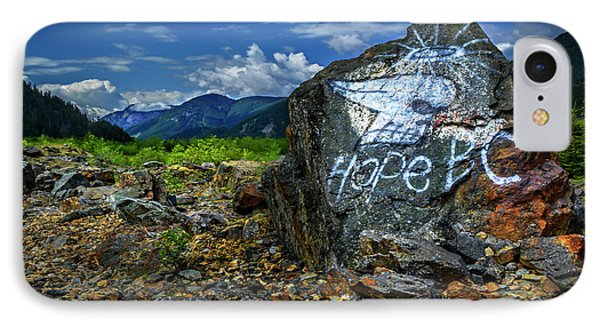 IPhone Case featuring the photograph Hope II by John Poon