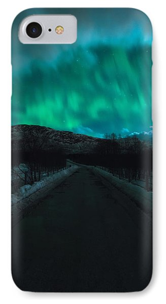 Hope In Light IPhone Case by Tor-Ivar Naess