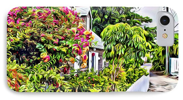 Hopetown Gardens IPhone Case