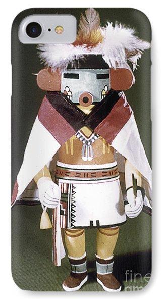 Hopi Kachina Doll Phone Case by Granger