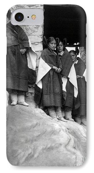 Hopi Maidens, 1906 Phone Case by Granger