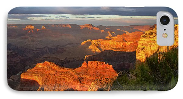 IPhone Case featuring the photograph Hopi Point Sunset 1 by Arthur Dodd