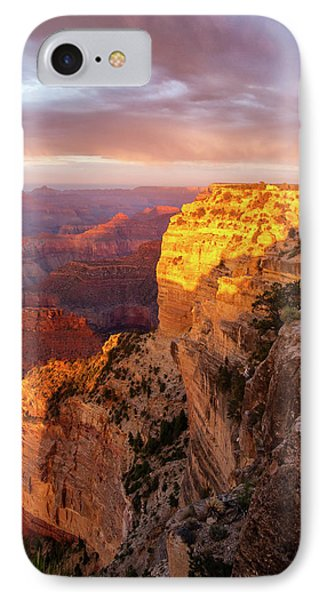 IPhone Case featuring the photograph Hopi Point Sunset 2 by Arthur Dodd