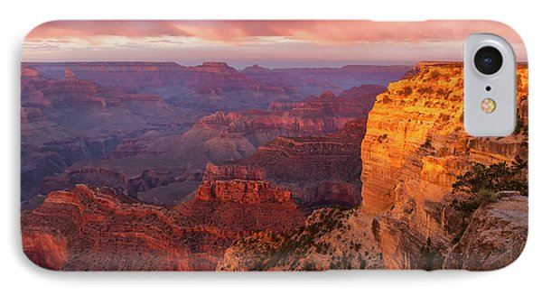 IPhone Case featuring the photograph Hopi Point Sunset 3 by Arthur Dodd