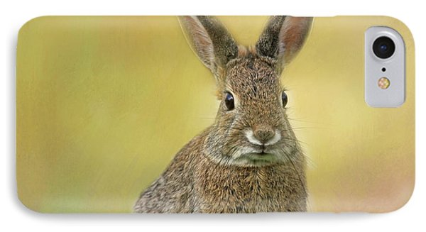IPhone Case featuring the photograph Hoppy Easter  by Donna Kennedy