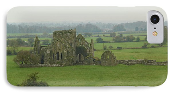 IPhone Case featuring the photograph Hore Abbey by Marie Leslie