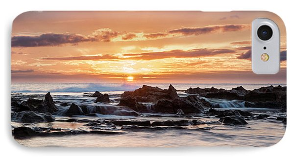 IPhone Case featuring the photograph Horizon In Paradise by Heather Applegate