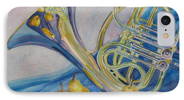 Horn Danjou IPhone Case by Jenny Armitage