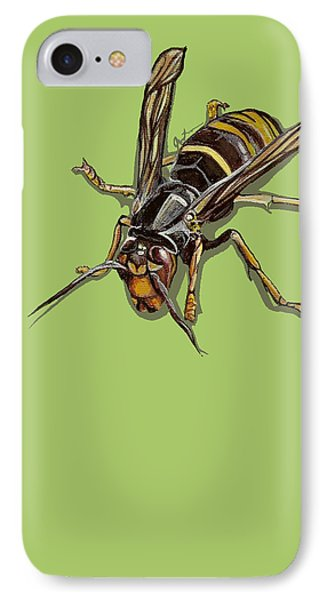 Hornet IPhone Case